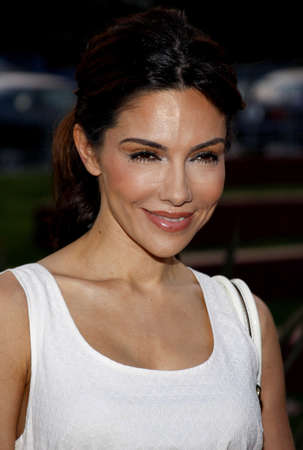 Vanessa Marcil at the Launch of the Scarlet HD TV Series held at the Pacific Design Center in West Hollywood, USA on April 28, 2008.