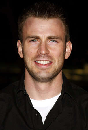 evans: Chris Evans at the Launch of the Scarlet HD TV Series held at the Pacific Design Center in West Hollywood, USA on April 28, 2008.