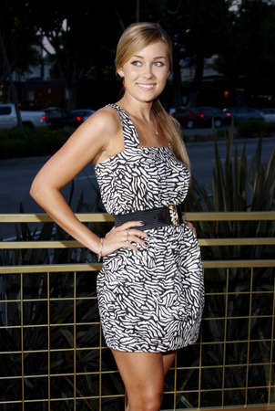 Lauren Conrad at the Launch of the Scarlet HD TV Series held at the Pacific Design Center in West Hollywood, USA on April 28, 2008.
