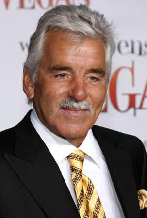 Dennis Farina at the World premiere of What Happens in Vegas held Mann Village Theater in Westwood, California, United States on May 1, 2008.