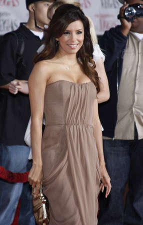 happens: Eva Longoria at the World premiere of What Happens in Vegas held Mann Village Theater in Westwood, California, United States on May 1, 2008. Editorial