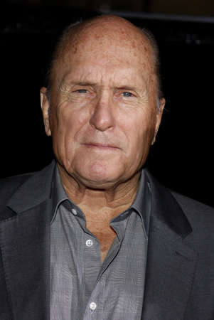 Robert Duvall at the Los Angeles premiere of Four Christmases held at the Graumans Chinese Theater in Hollywood, USA on November 20, 2008.