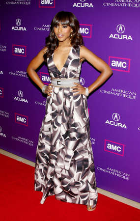 samuel: Kerry Washington at the 23rd Annual American Cinematheque Award Ceremony Honoring Samuel L. Jackson held at the Beverly Hilton Hotel in Beverly Hills, USA on December 1, 2008. Editorial