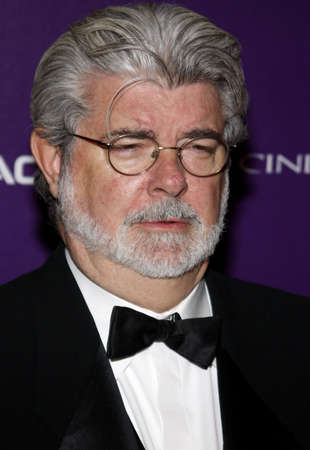 honoring: George Lucas at the 23rd Annual American Cinematheque Award Ceremony Honoring Samuel L. Jackson held at the Beverly Hilton Hotel in Beverly Hills, USA on December 1, 2008.