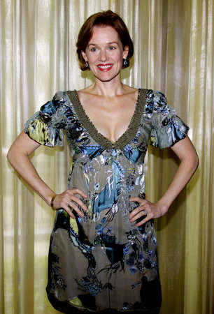 Penelope Ann Miller at the Step Up Womens Network 2008 Inspiration Awards Luncheon held at the Beverly Wilshire Hotel in Beverly Hills, California, United States on April 30, 2008.