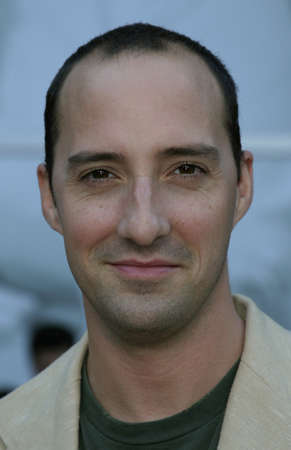 Tony Hale at the Los Angeles premiere of The Thing About My Folks at the Arclight Cinemas in Hollywood, USA on September 7, 2005. Editorial