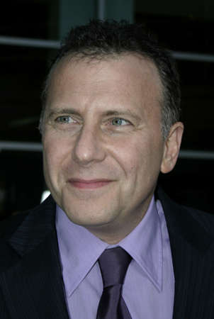 Paul Reiser at the Los Angeles premiere of The Thing About My Folks held at the ArcLight Cinemas in Hollywood, USA on September 7, 2005.