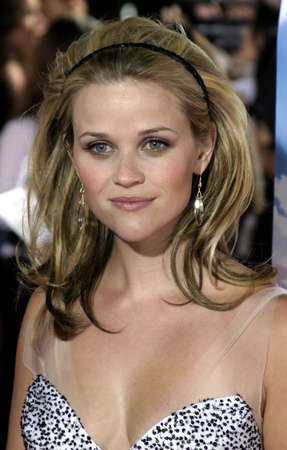 reese: Reese Witherspoon at the Los Angeles premiere of Just Like Heaven held at the Graumans Chinese Theatre in Hollywood, USA on September 8, 2005. Editorial