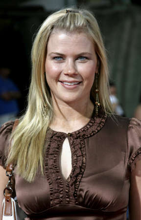 alison: Alison Sweeney at the Los Angeles premiere of Just Like Heaven held at the Graumans Chinese Theatre in Hollywood, USA on September 8, 2005. Editorial