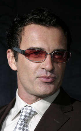 Julian McMahon at the FX Networks NIPTUCK 3rd Season Premiere Screening at the El Capitan Theatre in Hollywood, USA on September 10, 2005.