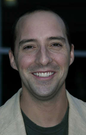 hale: Tony Hale at the Los Angeles premiere of The Thing About My Folks held at the Arclight Cinemas in Hollywood, USA on September 7, 2005.
