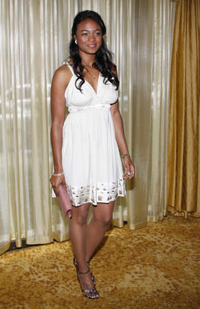 Tatyana Ali at the Step Up Womens Network 2008 Inspiration Awards held at the Beverly Wilshire Hotel in Beverly Hills, California, United States on April 30, 2008. Editorial