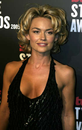 Kelly Carlson at the 2005 Stuff Style Awards held at the Hollywood Roosevelt Hotel in Los Angeles, California, United States on September 7, 2005.
