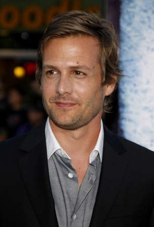 macht: Gabriel Macht at the Los Angeles premiere of Whiteout held at the Mann Village Theater in Westwood, USA on September 9, 2009.