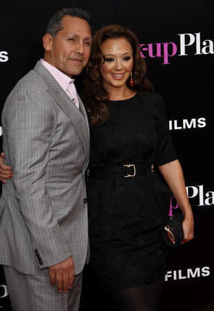 leah: Leah Remini at the Los Angeles premiere of The Back-Up Plan held at the Westwood Village Theater in Westwood, California, United States on April 21, 2010.