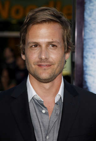 Gabriel Macht at the Los Angeles premiere of 'Whiteout