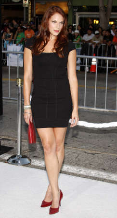 amanda: Amanda Righetti at the Los Angeles premiere of Whiteout held at the Mann Village Theater in LWestwood, California, United States on September 9, 2009. Editorial
