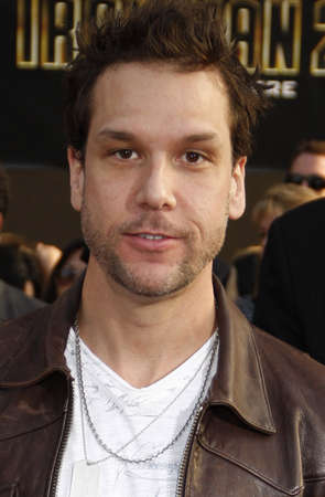 Dane Cook at the World premiere of Iron Man 2 held at the El Capitan Theater in Hollywood, USA on April 26, 2010.