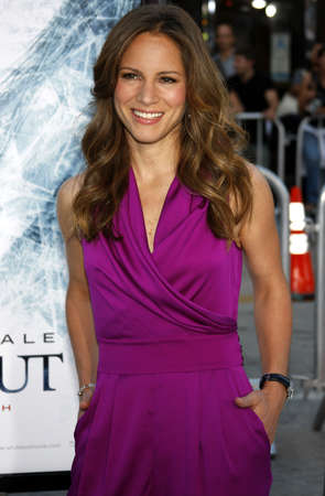 Susan Downey at the Los Angeles premiere of 'Whiteout' held at the Mann Village Theatre in Westwood, USA on September 9, 2009. Sajtókép