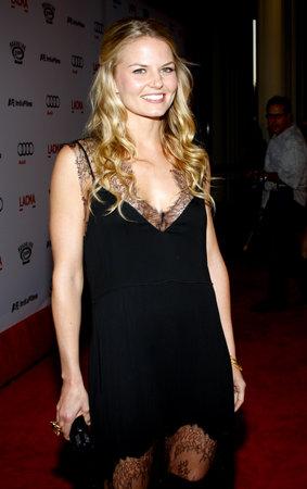 Jennifer Morrison at the Los Angeles premiere of