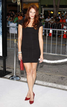 amanda: Amanda Righetti at the Los Angeles premiere of Whiteout held at the Mann Village Theater in Westwood, California, United States on September 9, 2009. Editorial