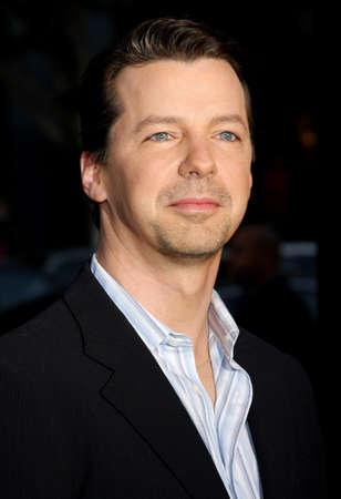 sean: Sean Hayes at the World premiere of The Bucket List held at the ArcLight Theater in Hollywood, USA on December 16, 2007.