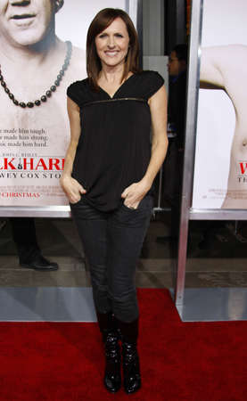 Molly Shannon at the World premiere of Walk Hard held at the Graumans Chinese Theater in Hollywood, USA on December 12, 2007. Editorial