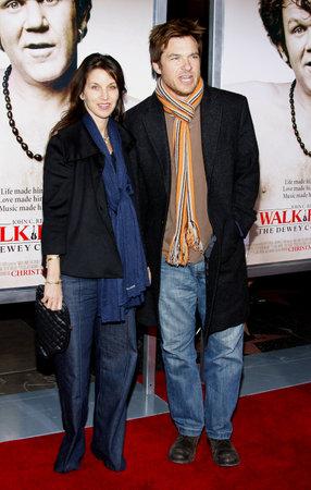 amanda: Jason Bateman and Amanda Anka at the World premiere of Walk Hard held at the Graumans Chinese Theater in Hollywood, California, United States on December 12, 2007. Editorial