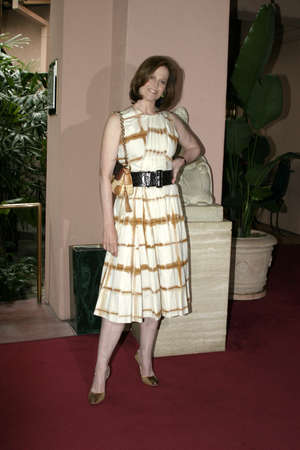 Sigourney Weaver at the 2004 Crest Whitestrips Style Awards held at the Beverly Hills Hotel in Beverly Hills, USA on June 16 2004.