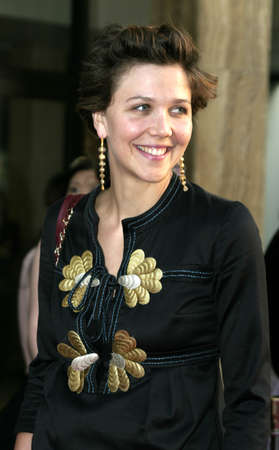 Maggie Gyllenhaal at the Opening Night of the 2004 Los Angeles Film Festival and the Los Angeles Premiere of 'Garden State' held at the Arclight Cinema in Hollywood, USA on June 17, 2004.