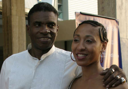 keith: Keith David at the Opening Night of the 2004 Los Angeles Film Festival and the Los Angeles Premiere of Garden State  held at the Arclight Cinema in Hollywood, USA on June 17, 2004.