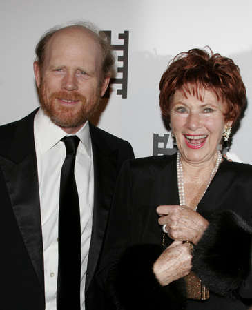 marion: Ron Howard and Marion Ross at the 56th Annual ACE Eddie Awards held at the Beverly Hilton hotel in Beverly Hills, USA on February 19, 2006.