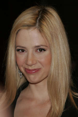 nominations: Mira Sorvino at the 78th Annual Academy Awards Nominations held at the Academy of Motion Picture Arts and Sciences in Beverly Hills, California, United States on January 31, 2006. Editorial
