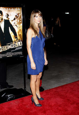 zea: Natalie Zea at the Hollywood premiere of RocknRolla held at the Arclight Theater in Hollywood, USA on October 6, 2008.