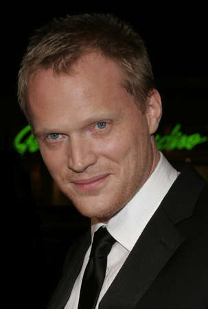 Paul Bettany at the World premiere of Firewall held at the Graumans Chinese Theatre in Hollywood, USA on February 2, 2006 .