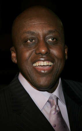 Bill Duke at the Los Angeles premiere of Get Rich or Die Tryin held at the Graumans Chinese Theatre in Hollywood, USA on November 3, 2005.