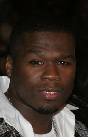 curtis: Curtis 50 Cent Jackson at the Los Angeles premiere of Get Rich or Die Tryin held at the Graumans Chinese Theatre in Hollywood, USA on November 2, 2005. Editorial