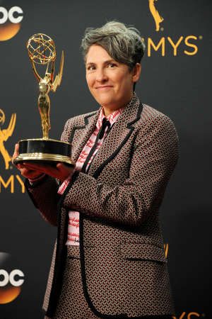 jill: Jill Soloway at the 68th Annual Primetime Emmy Awards - Press Room held at the Microsoft Theater in Los Angeles, USA on September 18, 2016.