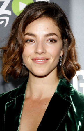 Olivia Thirlby at the Los Angeles premiere of Amazons Goliath held at the London Hotel in West Hollywood, USA on September 29, 2016. Editorial