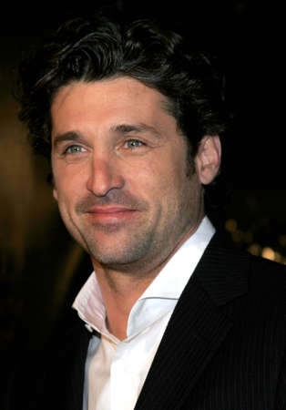 Patrick Dempsey at the Los Angeles premiere of Freedom Writers held at the Mann Village Theater in Westwood, USA on January 4, 2007.