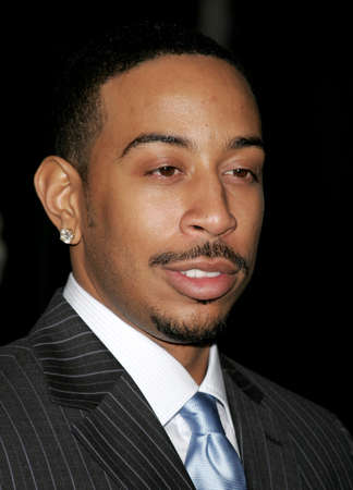 Chris Ludacris Bridges at the 2007 Paramount Pictures Golden Globe Award After-Party held at the Beverly Hilton Hotel in Beverly Hills, USA on January 15, 2007.