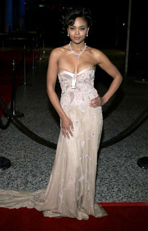 Sharon Leal at the 2007 Paramount Pictures Golden Globe Award After-Party held at the Beverly Hilton Hotel in Beverly Hills, USA on January 15, 2007. Editorial
