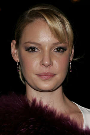 regent: Katherine Heigl at the Los Angeles Free Clinics 29th Annual Dinner Gala held at the Regent Beverly Wilshire in Beverly Hills, USA on November 21, 2005.