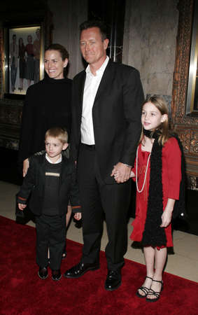 hollywood christmas: Robert Patrick at the opening of stage musical version of Irving Berlins White Christmas held at the Pantages Theatre in Hollywood, California United States on November 28, 2005.