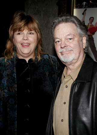 Russ Tamblyn at the opening of stage musical version of Irving Berlin's White Christmas held at the Pantages Theatre in Hollywood, California United States on November 28, 2005.