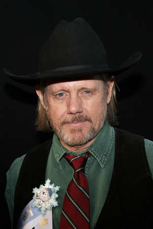 William Sanderson at the 2005 Hollywood Christmas Parade held at the Hollywood Roosevelt Hotel in Hollywood, USA on November 27, 2005.