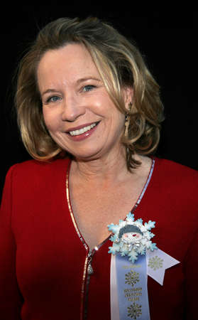 Debra Jo Rupp at the 2005 Hollywood Christmas Parade at the Hollywood Roosevelt Hotel in Hollywood, USA on November 27, 2005. Editorial