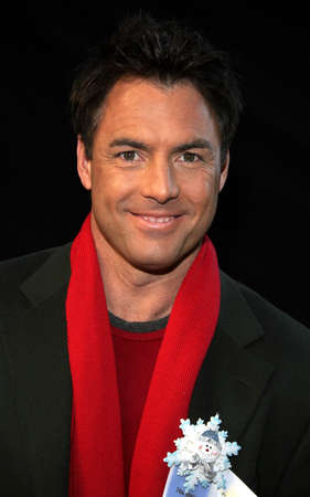 Mark Steines at the 2005 Hollywood Christmas Parade held at the Hollywood Roosevelt Hotel in Hollywood, USA on November 27, 2005. Editorial