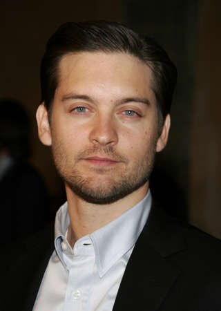 Tobey Maguire at the Los Angeles premiere of The Good German held at the Egyptian Theatre in Hollywood, USA on December 4, 2006.