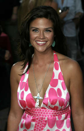 exorcist: Susan Ward at the Los Angeles premiere of Exorcist: The Beginning held at the Graumans Chinese Theatre in Hollywood, USA on August 18, 2004.
